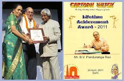 life time Achievement award