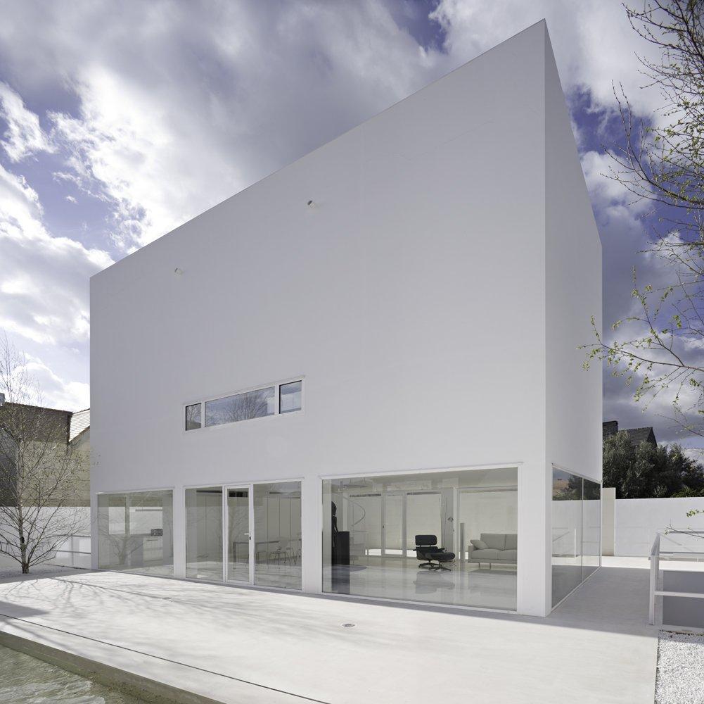 A f a s i a alberto campo baeza for Estudios arquitectura zaragoza