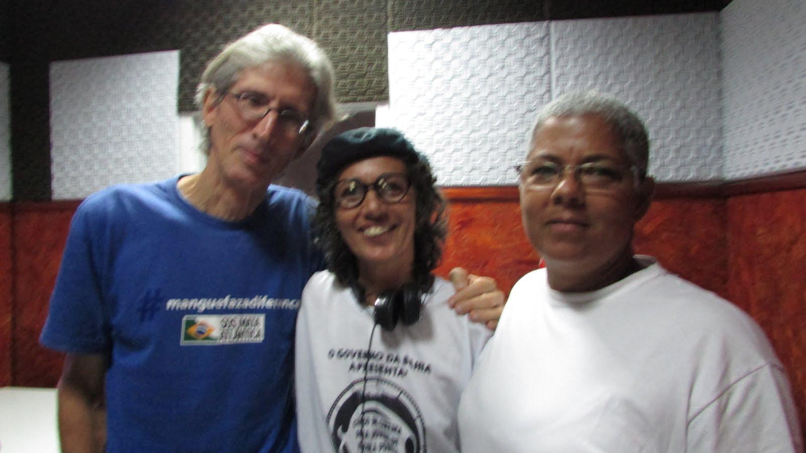 Carlos Eduardo Passos e Claudia Santos
