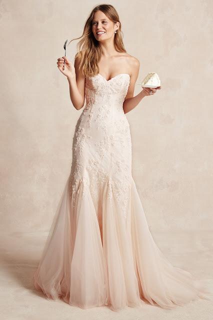 Grandiosos vestidos de novias | Coleccion Monique Lhuillier