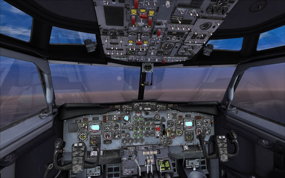Boeing 737 Simulator For Sale http://flightsimchannel.blogspot.com/2012/03/milviz-boeing-737-200-new-cockpit.html
