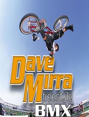 Download Dave Mirra Freestyle BMX Game – 46 MB