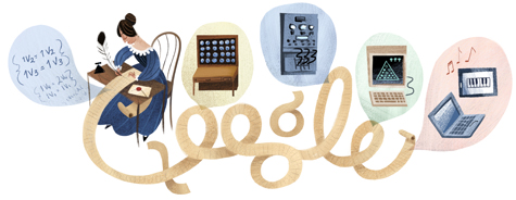 Ada Lovelaces 197th Birthday