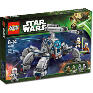 75013 Umbaran MHC (Mobile Heavy Cannon) (The Clone Wars)