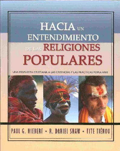 Varios Autores-Hacia Un Entendimiento De Las Religiones Populares-