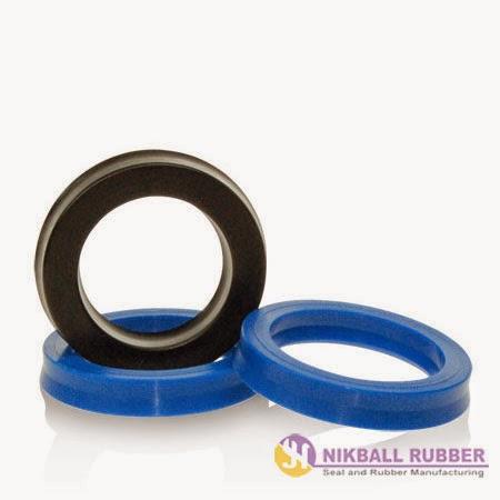 Hydraulic pneumatic seal