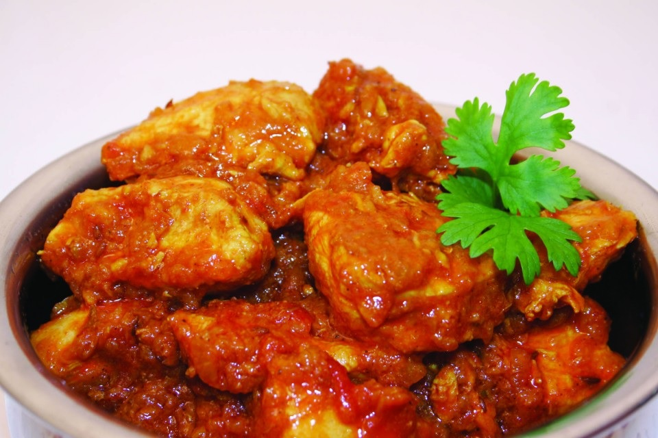 Chicken Curry - The Curry style chicken