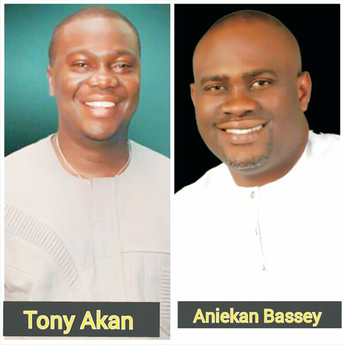 Tony Akan begs Uruan to vote PDP