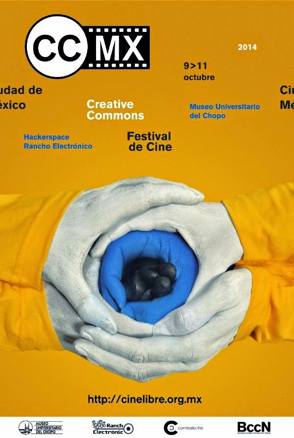 3er Festival de Cine Creative Commons Ciudad de México CC MX