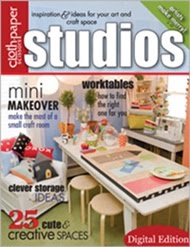 My studio is in this issue!
