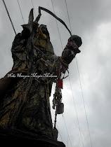 Santa Muerte en Alfarería #12