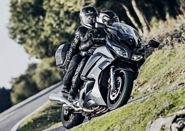 Yamaha FJR 1300 A 2016 the 4th Generation Motorcycles