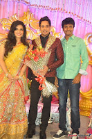 Celebraties at Actor Bharat n Jessy Wedding Reception Photos+%252860%2529 Actor Bharath n Jessy Wedding Photos