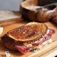The Classic Reuben Sandwich