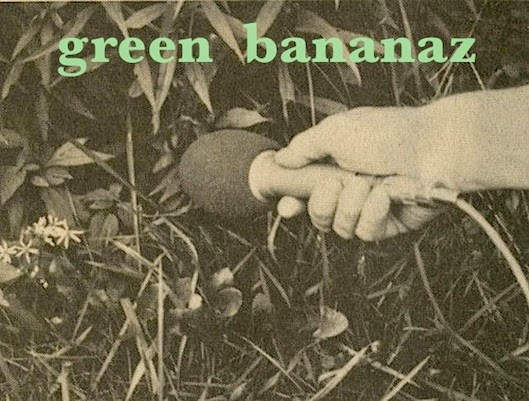 green | bananaz
