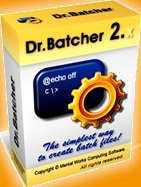 Free Download Dr.Batcher 2.2.2 with Crack Full Version