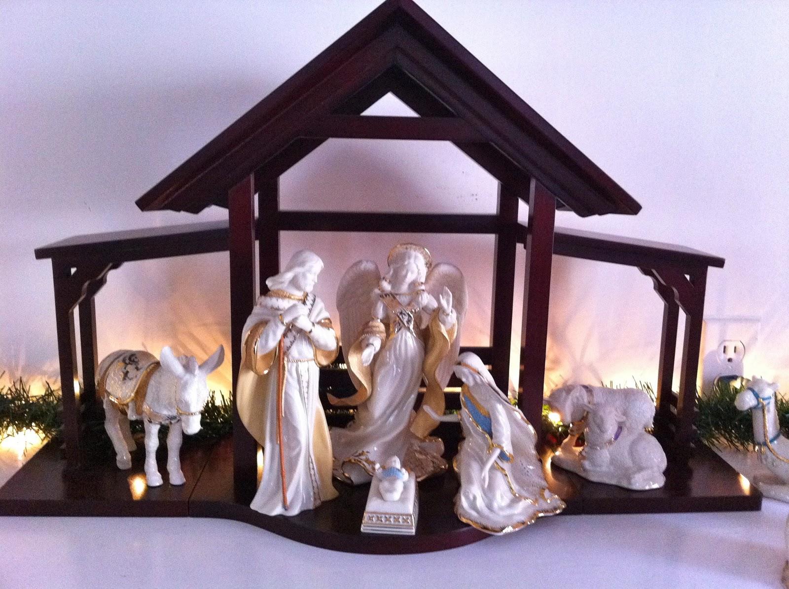100 Home Interior Nativity Set Richele Christensen