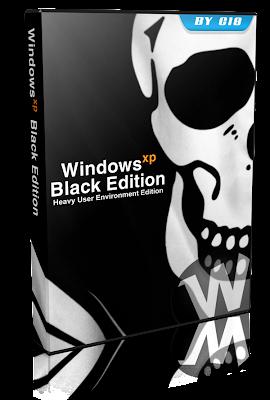Windows XP PRO SP3 Black Edition Integrated 14 de Abril 2014 [MUI Español][ISO] XP-black-edition