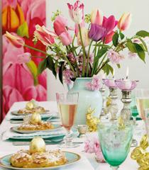 Празнична трапеза за Великден