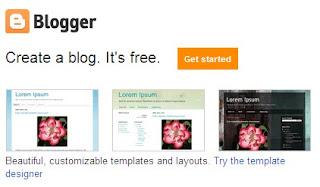 Cara Membuat Buku Tamu di Blogger