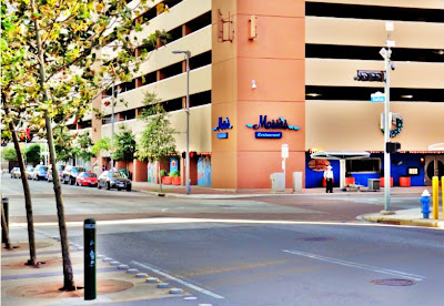 Massas restaurant on corner of smith street and dallas near allen center and hyatt - Parking garage near my location ...