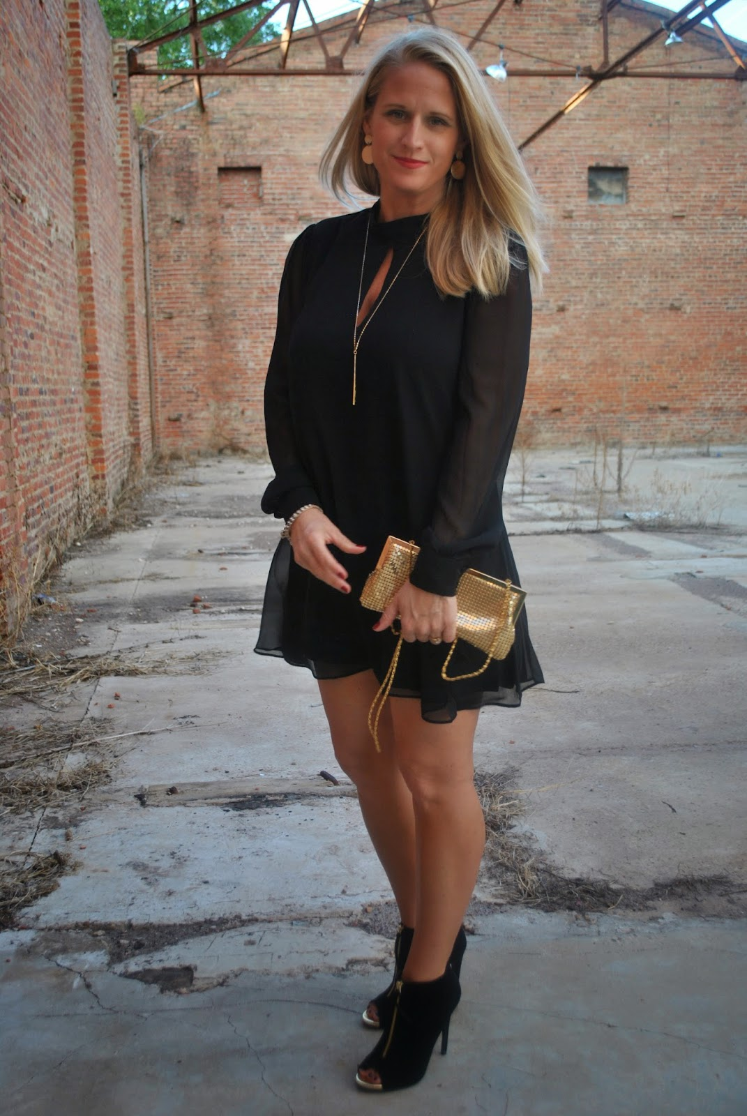 Dressy Little Black Dress