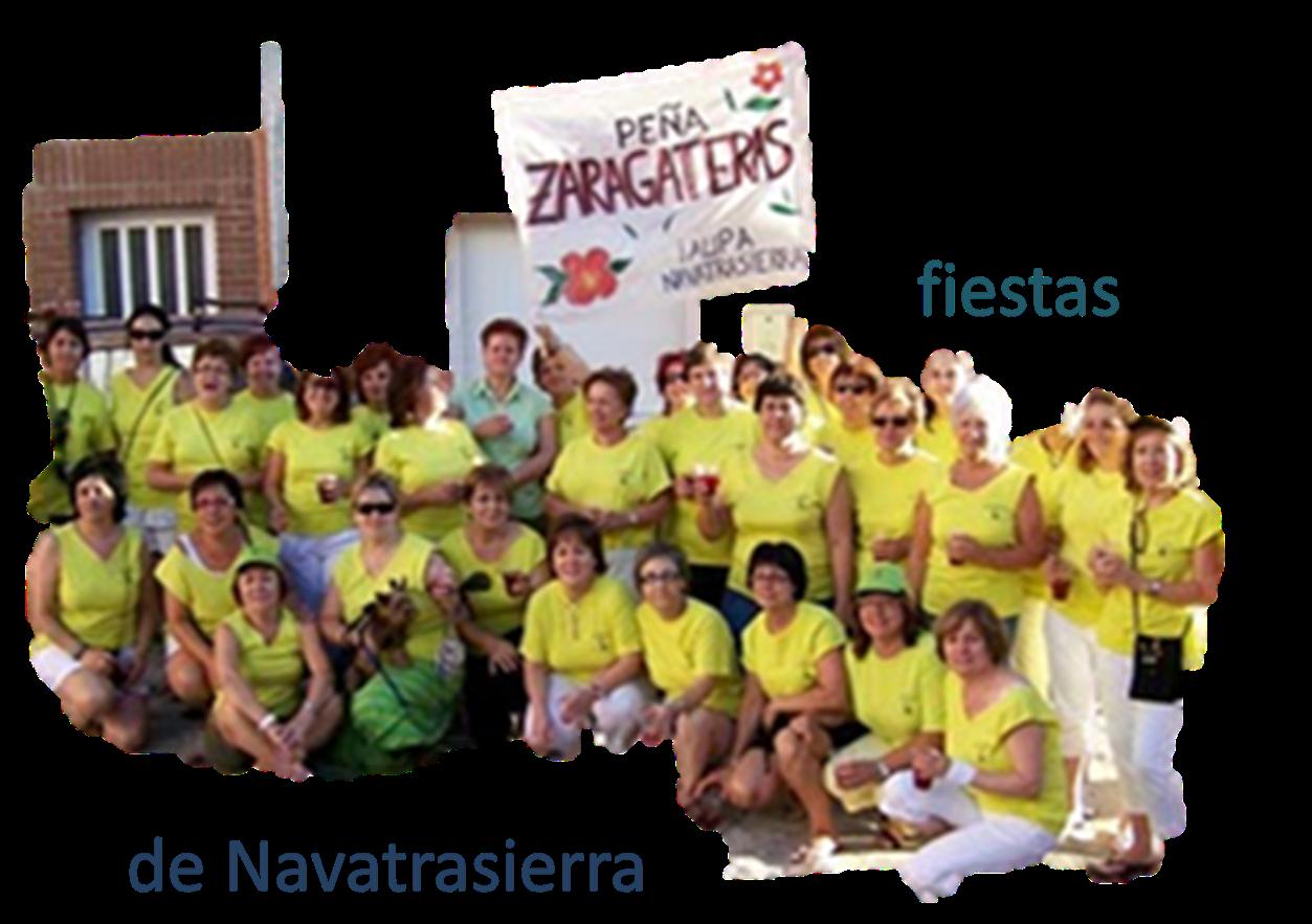 FIESTAS DE NAVATRASIERRA