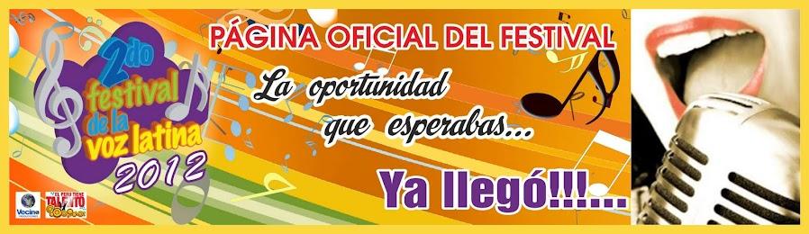 Festival de La Voz Latina