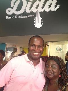 Inauguração do Dida Bar e Restaurante