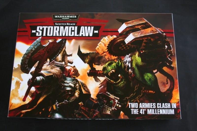 Portada de Sanctus Reach: StormClaw