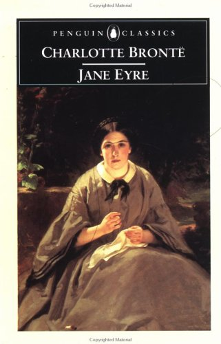 How does Charlotte Bronte use setting and weather in Jane Eyre