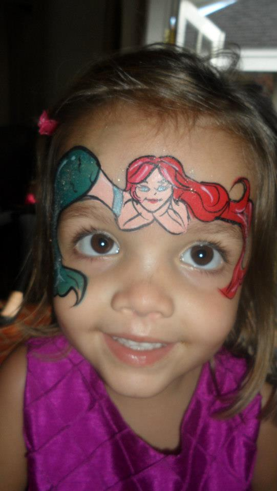 funnycheeks blog her princess party a dream come true