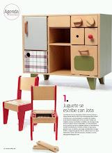 Nota Revista Living  Marzo 2011