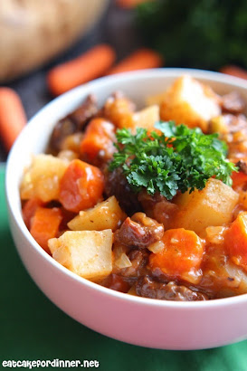 Oven Baked Stew