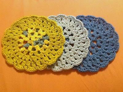 Crochet Patterns - Crochet Kitchen Patterns - Crochet