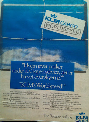 KLM Cargo Worldspeed