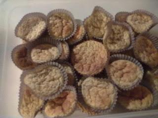 dolci tentazioni: muffin al tofu
