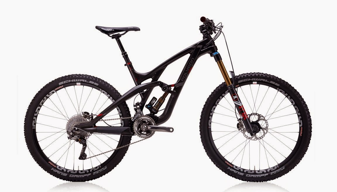 Bike News, Carbon Mountain Bike, New Bike, New Product, Suspension System, Polygon Bike, polygon 2015 range