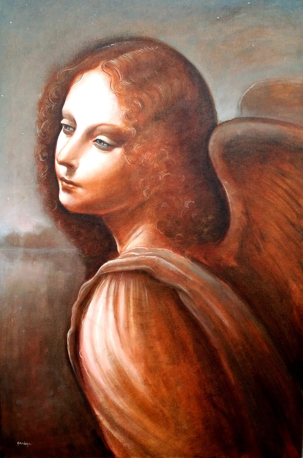 ANGEL PRINTS BY GARDEGA