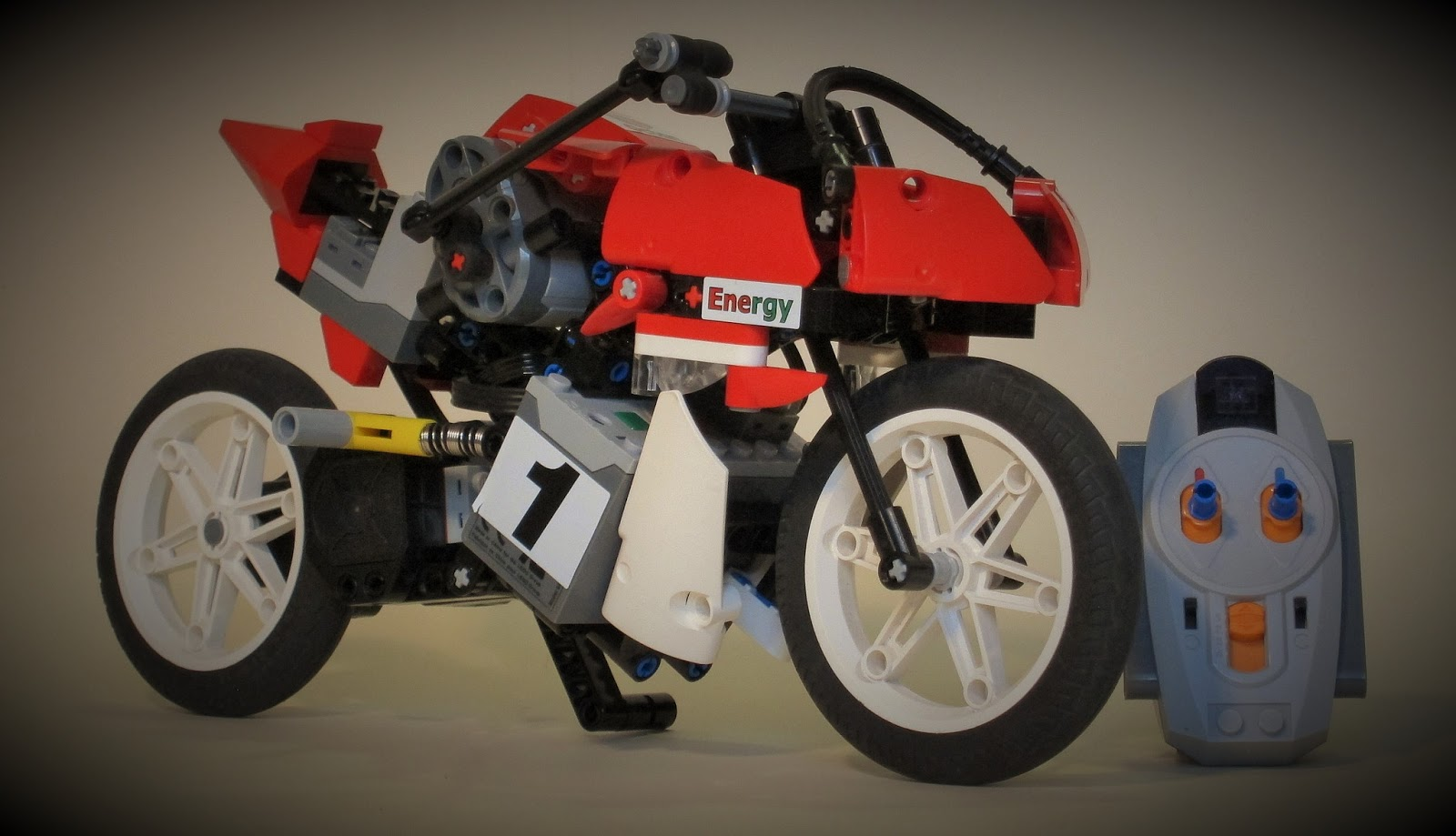 Lego Technic Motorcycles Lego Rc Motorbikes State Of Art