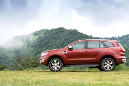 Đánh giá chi tiết xe Ford Everest 2015