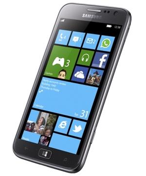 Samsung Ativ S (I8750)