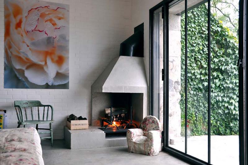 Atelier rue verte le blog une splendide maison en bourgogne for Atelier maison verte