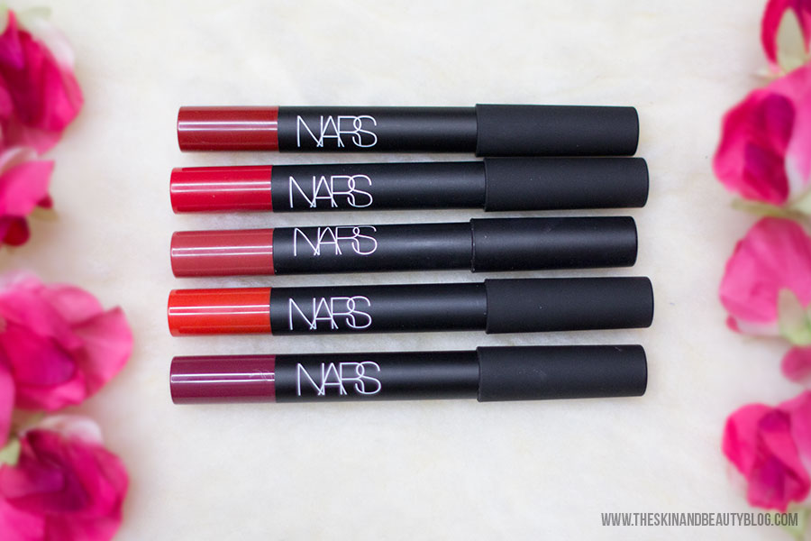 NARS Velvet Matte Lip Pencils