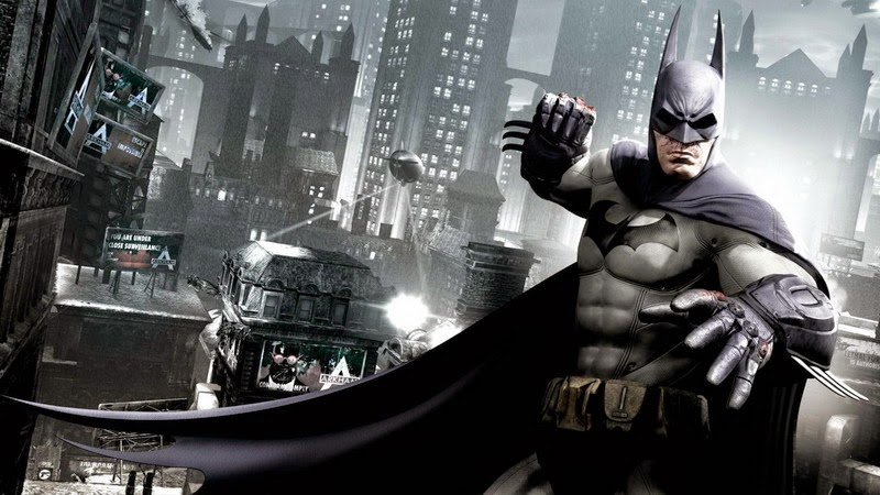 Game Android Batman: Arkham Origins