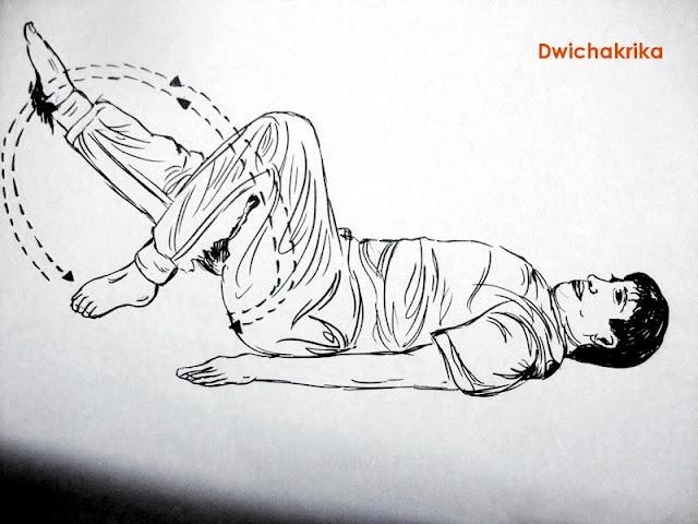 Image for Dwichakrika asan