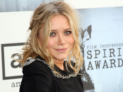 Mary Kate Olsen Cute Smile Wallpaper