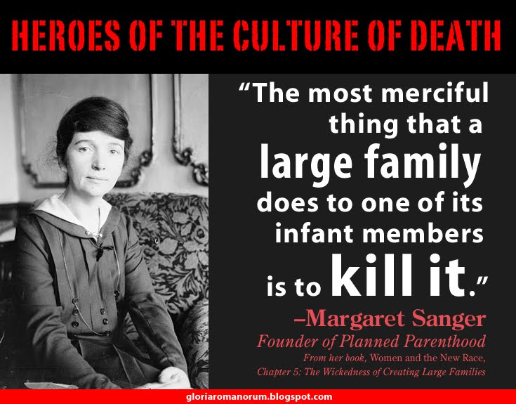 Quotes from Margaret Sanger