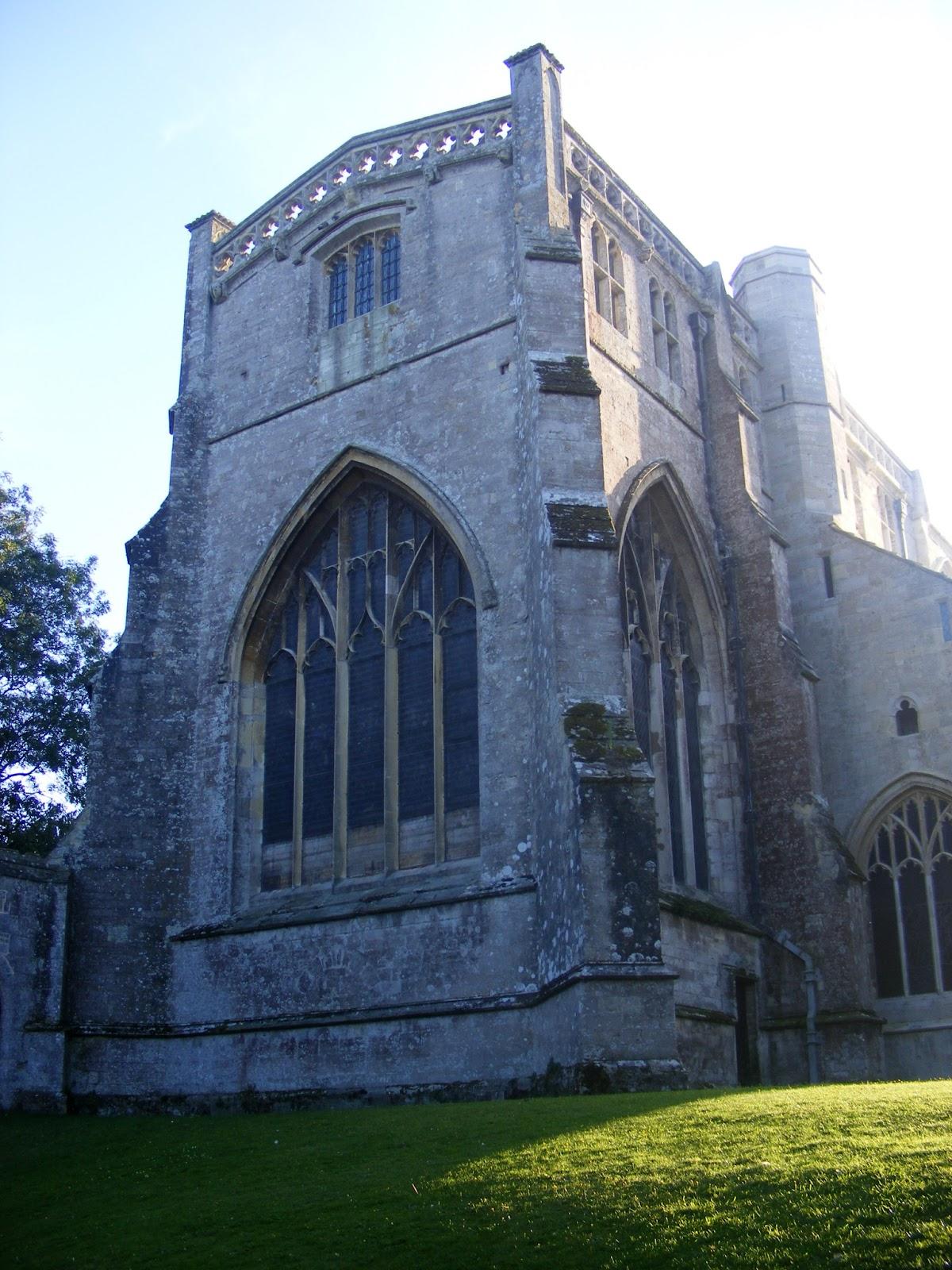 priory monastery