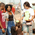 GOOD GESTURE: Beauty Queen Serena Joseph Feeds the streets to celebrate birthday (photos)